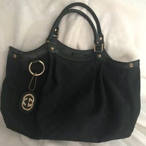 GUCCI medium Sukey tote